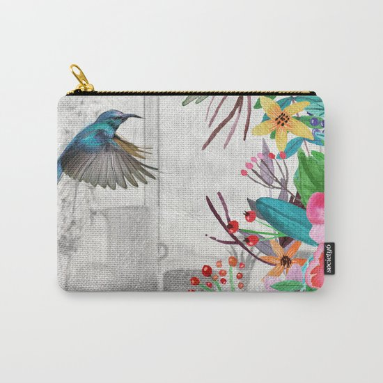 Flowers bouquet #11 Carry-All Pouch