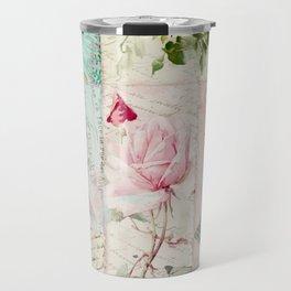 Belles Fleurs II Travel Mug