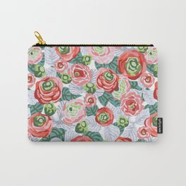 rose garden Carry-All Pouch