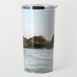 Piha Beach Travel Mug