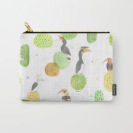 hornbills Carry-All Pouch