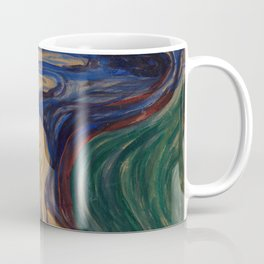 The Scream by Edvard Munch Coffee Mug