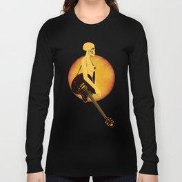Skull Of Rock Long Sleeve T-shirt