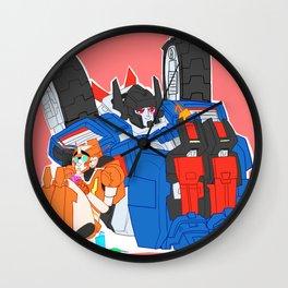 Fort Rung Wall Clock