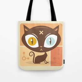 The cat did it... Tote Bag