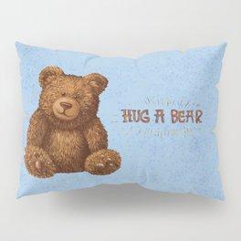 Teddy bear Pillow Sham