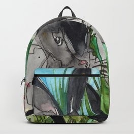 Bunny Mommy Backpack