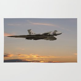 Avro Vulcan  - The Guardian Rug