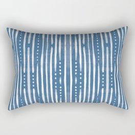 Shibori Tribal #society6 #shibori Rectangular Pillow