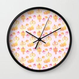 Poképants Wall Clock