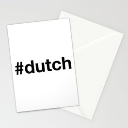 DUTCH Stationery Cards