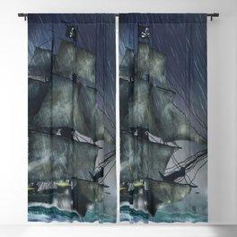 Artic Storm Blackout Curtain