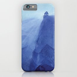 House on the rock, blue mountains iPhone Case