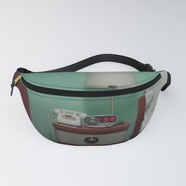 Holiday Music Motel 124 Fanny Pack