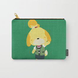 Isabelle (Animal Crossing) Carry-All Pouch