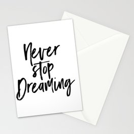 im possible Stationery Cards