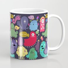 Colorful creatures Mug