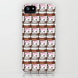 Nutellas! iPhone Case