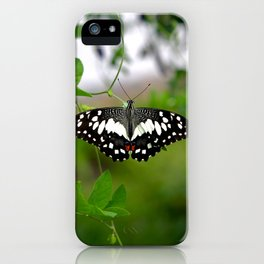 Butterfly Small iPhone Case