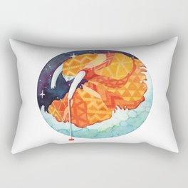 Yoyo-ing Sweeper Rectangular Pillow