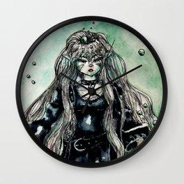 Cholia in Stasis Wall Clock