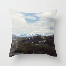 The Yukon Throw Pillow