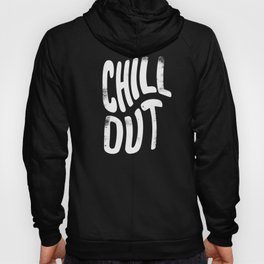 Chill Out Vintage Pink Hoody