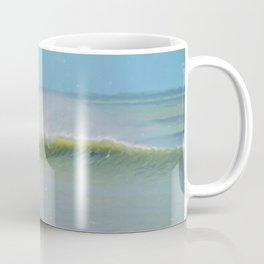 Wave Mist Coffee Mug