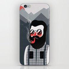 Mountaineer iPhone & iPod Skin