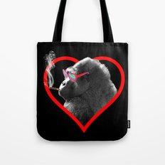 Gorilla Heart Cigar Tote Bag