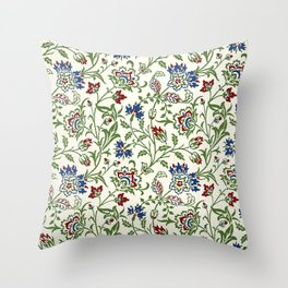 "William Morris ""Brentwood"" Throw Pillow"