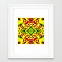 pasta Framed Art Prints featuring pasta by Andree Michelle