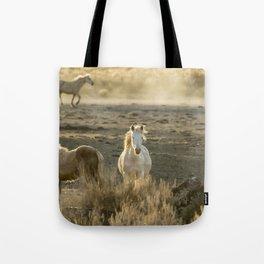 The Wild Spirit Tote Bag