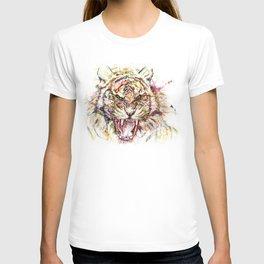 Tatewari Ute'a Tiger T-shirt