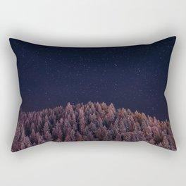 Seize The Night Rectangular Pillow