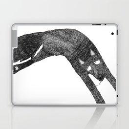 Running Wolf Laptop & iPad Skin