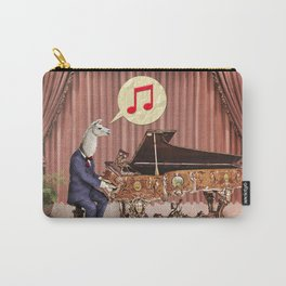 LA-LA-LA-Llama! Carry-All Pouch