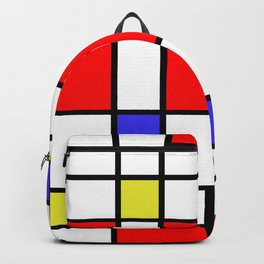 Mondrian #60 Backpack