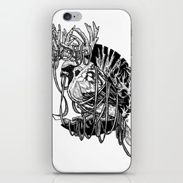 Rudolph Sparrow iPhone Skin