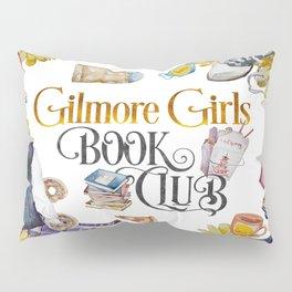 GG Book Club WhiteBG Pillow Sham