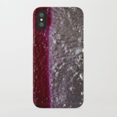 Red Line Slim Case iPhone X