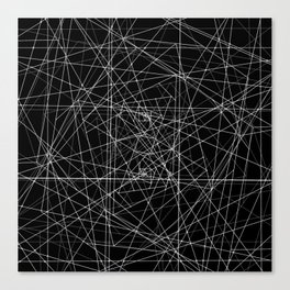 Constellations Revisited Canvas Print