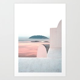 This is Greece Art Print