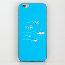 popfuture: jetpack iPhone Skin