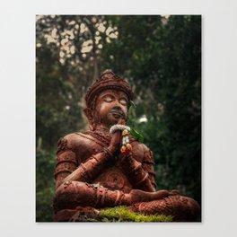 Wat Palad Canvas Print