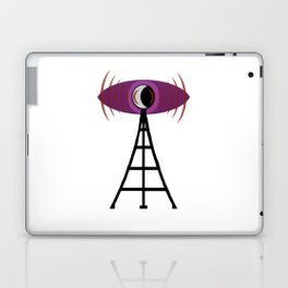 Good night, Nightvale Laptop & iPad Skin