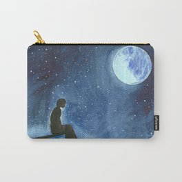 Serendipitous Skies Carry-All Pouch