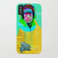 beastie boys iPhone & iPod Cases featuring Gioconda Music Project · Beastie Boys · Mike D. by Marko Köppe