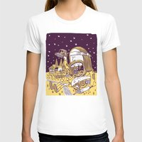 hippy T-shirts featuring Giant Hippy by Josh Quick