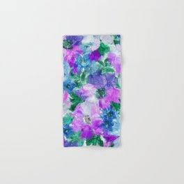 Splendid Flowers 3 Hand & Bath Towel